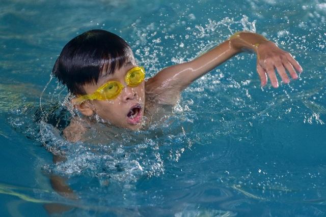 Quảng Ninh: Đưa vào sử dụng 21 bể bơi di động thông minh miễn phí cho trẻ em  - 5