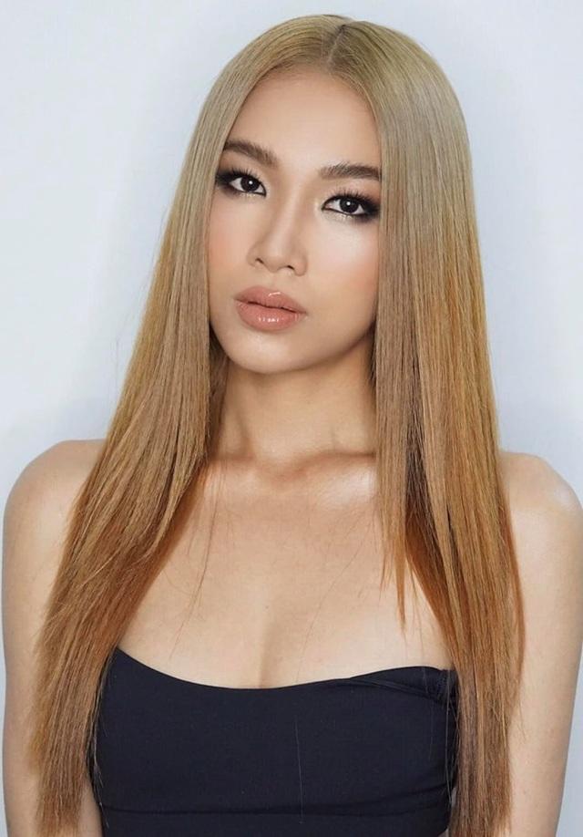 Hoàng Thuỳ tiết lộ số đo 3 vòng của em gái đẹp hơn mình - 4