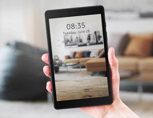 Samsung trình làng điện thoại bảng Galaxy Tab A 8.0 tại Việt Nam - 1