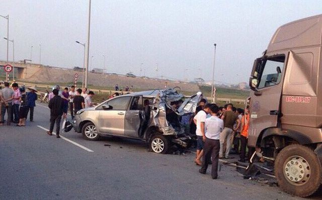 Gia đình tài xế container tông Innova lùi trên cao tốc gửi đơn kêu cứu đến Thủ tướng - 1