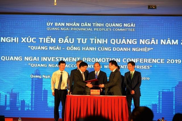 Thủ tướng:  Quảng Ngãi có 5 nguồn vốn hấp dẫn nhà đầu tư - 2