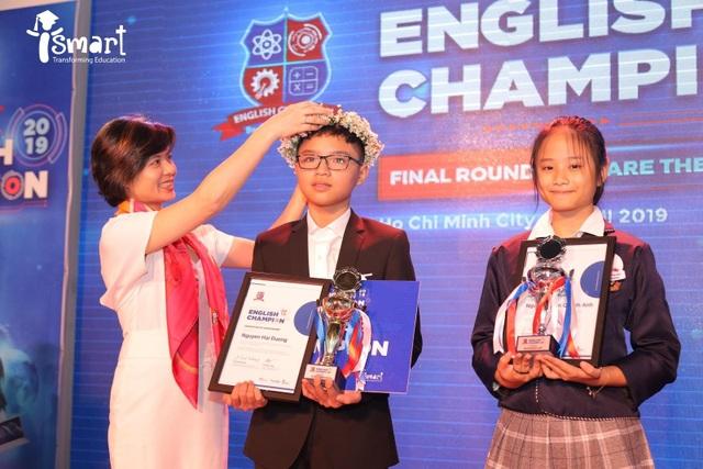 Học tiếng Anh để thành công ở sân chơi lớn - 1