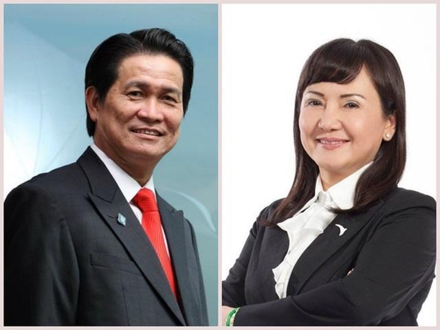 Người vợ quyền lực của ông Đặng Văn Thành vừa chi hàng trăm tỷ đồng mua cổ phiếu - 1
