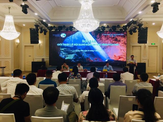 Nhiều dịch vụ du lịch hấp dẫn sắp khai trương dịp Lễ hội hang động Quảng Bình - 1