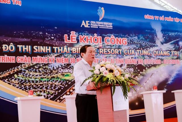 Khởi công Khu đô thị sinh thái biển AE resort Cửa Tùng - 2