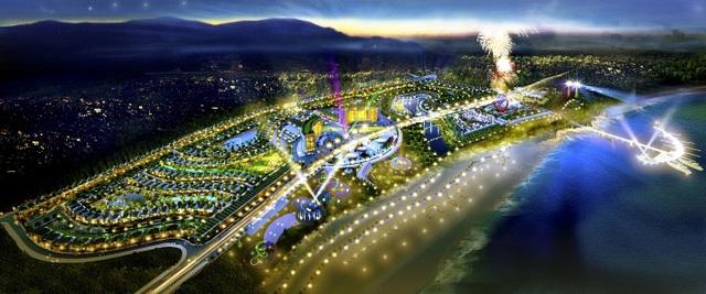 Khởi công Khu đô thị sinh thái biển AE resort Cửa Tùng - 3