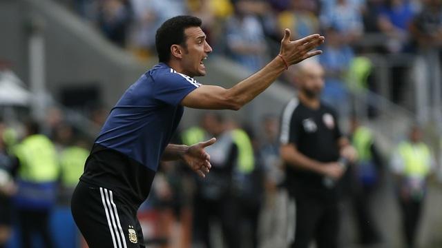 """HLV Argentina: """"Không cần vô địch, chỉ cần thắng Brazil"""" - 1"""