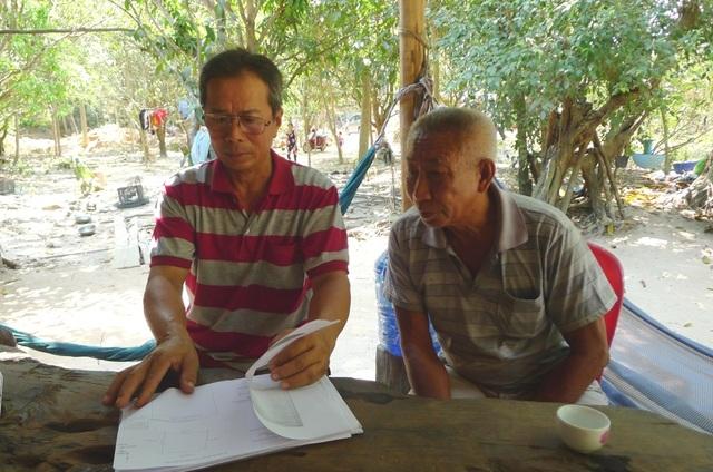 Bài 9: Người dân mất đất đề nghị được đối thoại trực tiếp với Chủ tịch huyện Phú Quốc - 7