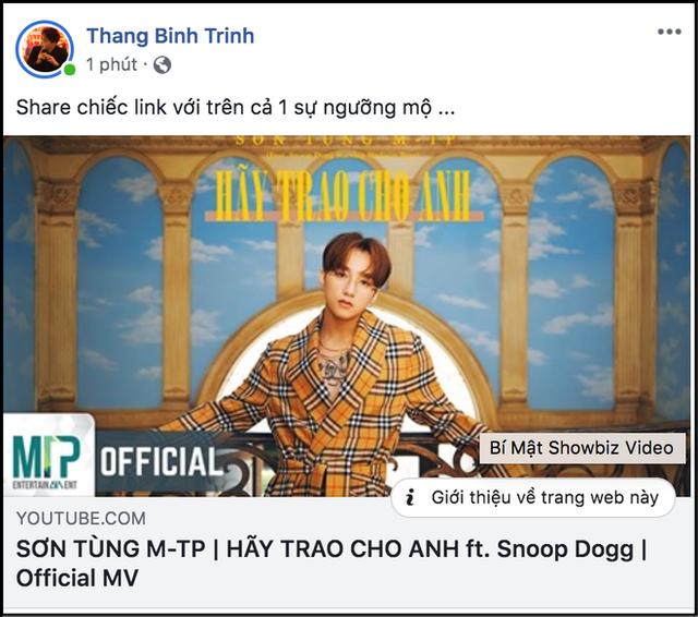 """Tranh cãi Sơn Tùng """"hát không rõ lời"""" trong MV được xem nhiều nhất 24 giờ qua - 3"""