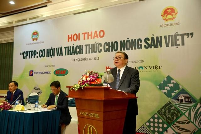 Bộ trưởng Bộ Công Thương: Nông sản Việt dễ tổn thương khi có xáo trộn - 3