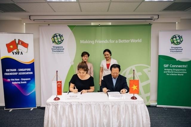 Quỹ Quốc tế Singapore (SIF) tiếp tục đẩy mạnh các dự án tại Việt Nam - 1