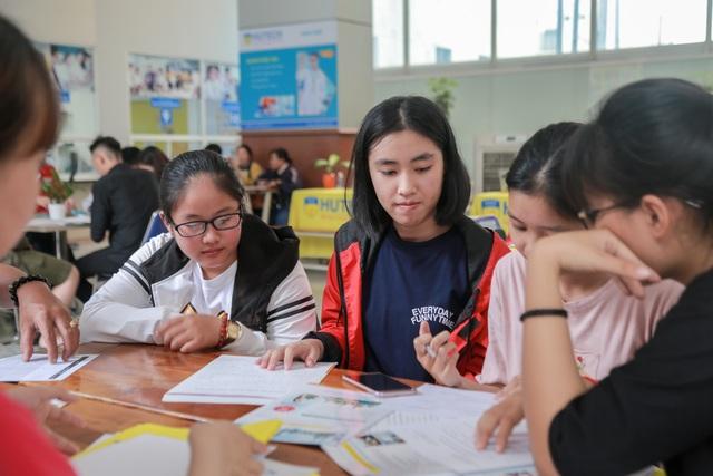 Thêm một trường ĐH công bố điểm chuẩn từ kỳ thi đánh giá năng lực - 1