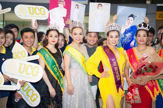 'Bầu show' Thúy Nhân nhận cú đúp Á hậu 2 và Ms được yêu thích nhất tại Ms International Business 2019 - 8