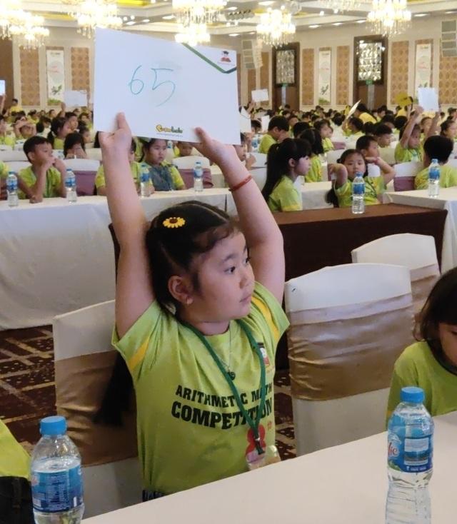 """Gần 1.300 thí sinh đã bước vào vòng chung kết kỳ thi """"Toán trí tuệ Superbrain toàn quốc lần 8"""" - 3"""