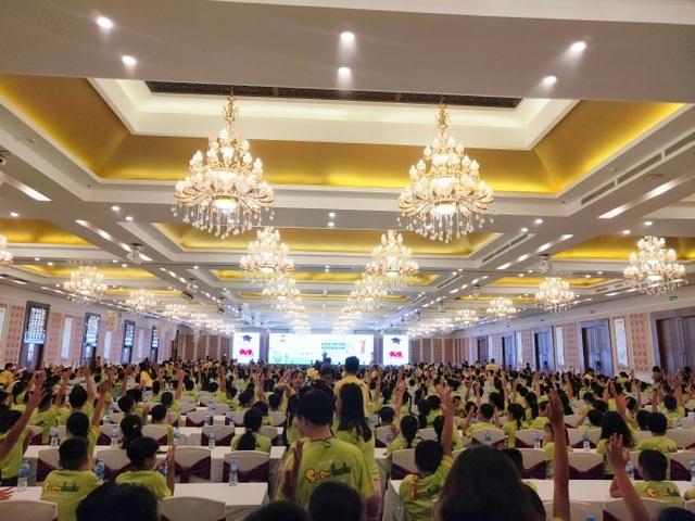 """Gần 1.300 thí sinh đã bước vào vòng chung kết kỳ thi """"Toán trí tuệ Superbrain toàn quốc lần 8"""" - 4"""