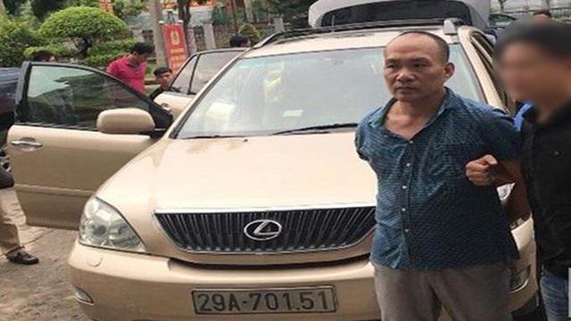 Tổng Giám đốc công ty bất động sản đi xe Lexus nghi trộm cắp tài sản - 1