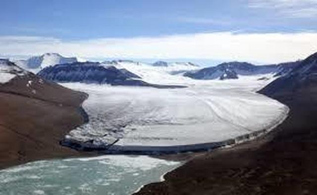Vùng đất khô hạn nhất trái đất suốt 2 triệu năm không mưa, quanh cảnh như sao Hỏa - 1