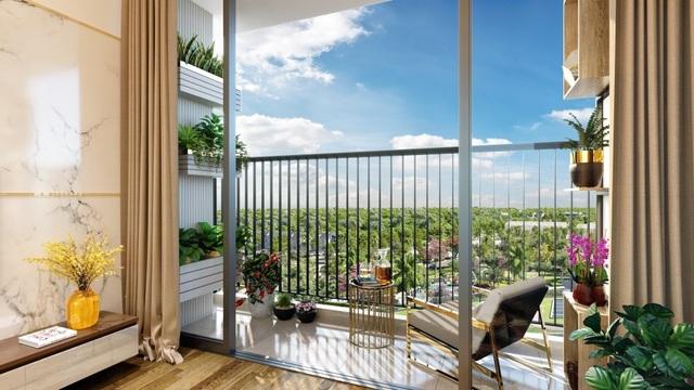 Ra mắt tòa M2 dự án Eco Green Saigon - 2