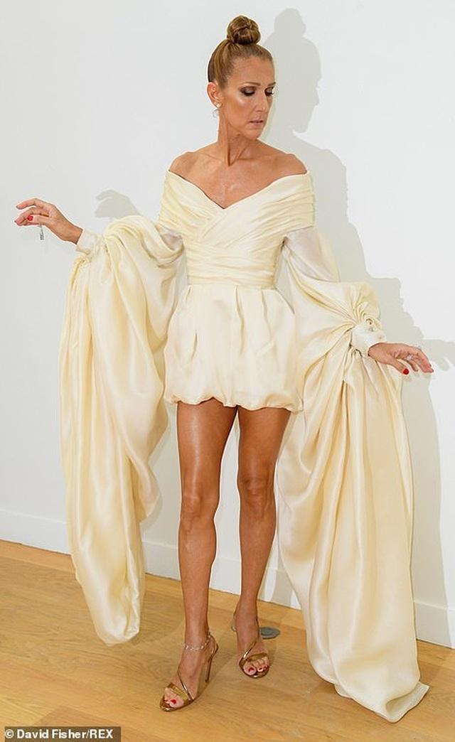 Celine Dion liên tục ghi điểm với gu thời trang sang trọng - 2