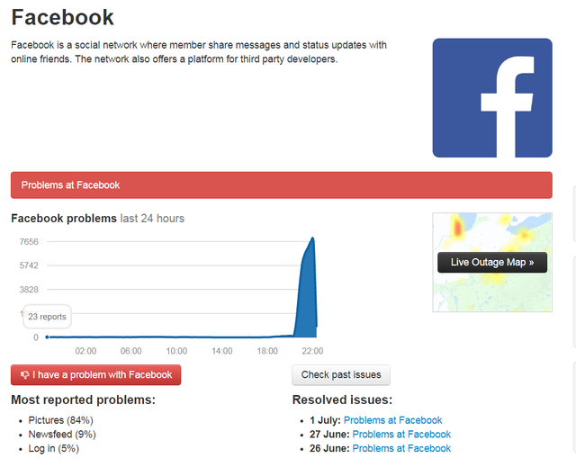 Facebook, WhatsApp gặp lỗi không hiển thị ảnh trên toàn cầu - 1
