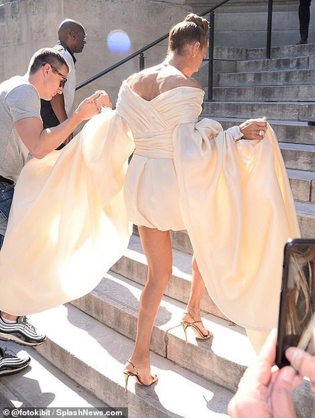 Celine Dion liên tục ghi điểm với gu thời trang sang trọng - 6