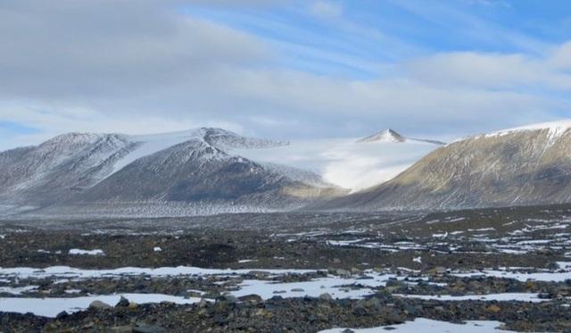 Vùng đất khô hạn nhất trái đất suốt 2 triệu năm không mưa, quanh cảnh như sao Hỏa - 5