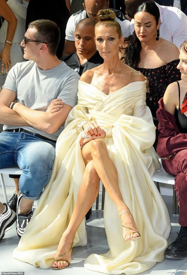 Celine Dion liên tục ghi điểm với gu thời trang sang trọng - 7
