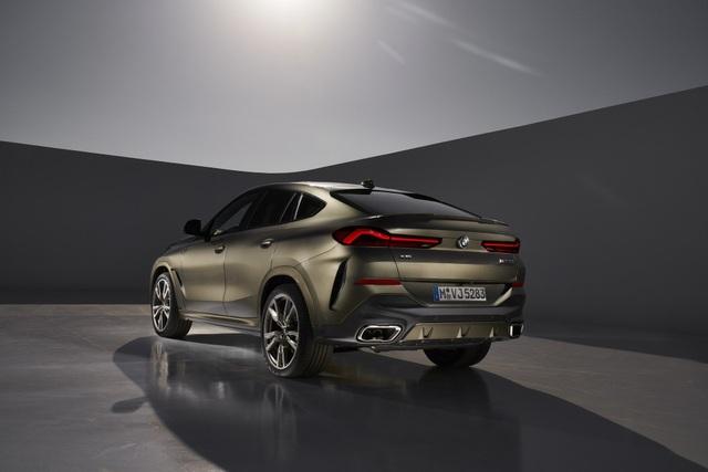 BMW X6 thế hệ thứ ba có gì mới? - 12