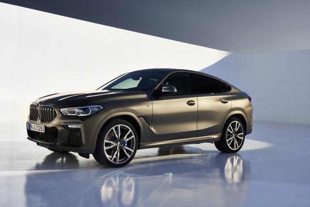 BMW X6 thế hệ thứ ba có gì mới? - 11