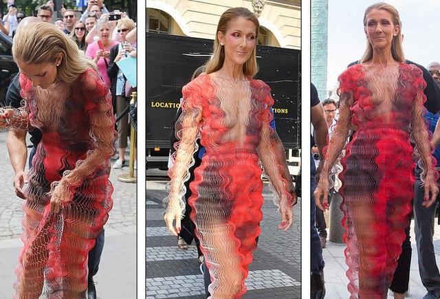 Celine Dion liên tục ghi điểm với gu thời trang sang trọng - 8