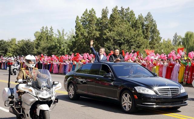 Hé lộ cách Triều Tiên lách lệnh trừng phạt để nhập lậu siêu xe - 2