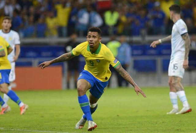 Brazil 2-0 Argentina: Jesus, Firmino đưa đội chủ nhà vào chung kết - 12