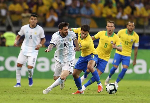 Brazil 2-0 Argentina: Jesus, Firmino đưa đội chủ nhà vào chung kết - 11