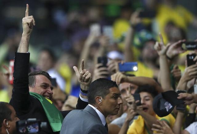 Brazil 2-0 Argentina: Jesus, Firmino đưa đội chủ nhà vào chung kết - 7