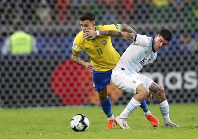 Brazil 2-0 Argentina: Jesus, Firmino đưa đội chủ nhà vào chung kết - 6