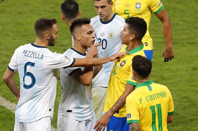 Brazil 2-0 Argentina: Jesus, Firmino đưa đội chủ nhà vào chung kết - 3