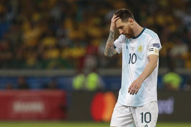 Nghi ngờ chủ nhà Brazil gian lận ở trận đại chiến với Argentina - 1