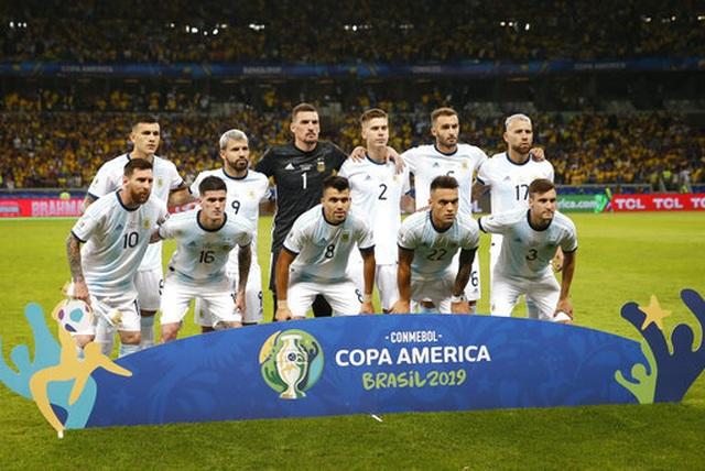 Nhìn lại chiến thắng ngọt ngào của Brazil trước Argentina - 2