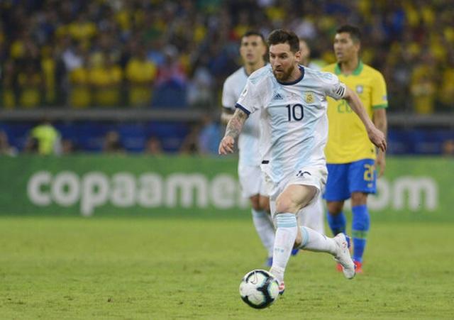 Nhìn lại chiến thắng ngọt ngào của Brazil trước Argentina - 6