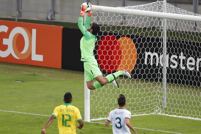 Nhìn lại chiến thắng ngọt ngào của Brazil trước Argentina - 9
