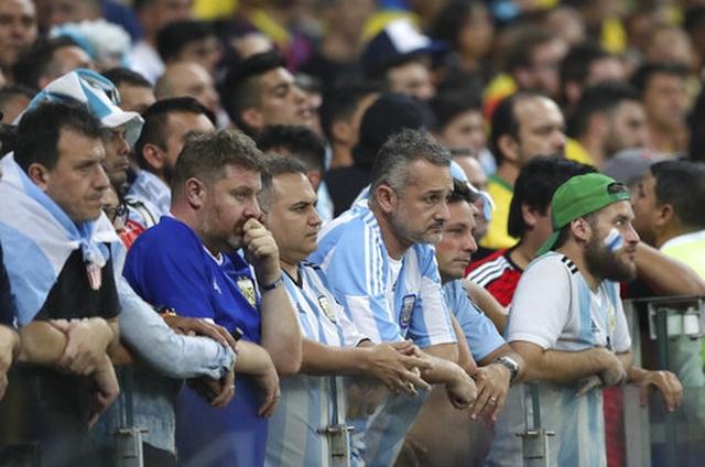 Nhìn lại chiến thắng ngọt ngào của Brazil trước Argentina - 16