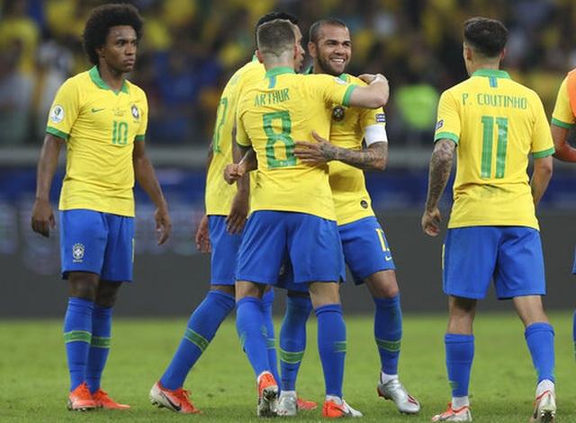 Nhìn lại chiến thắng ngọt ngào của Brazil trước Argentina - 17