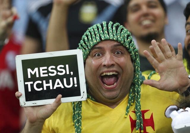 Nhìn lại chiến thắng ngọt ngào của Brazil trước Argentina - 19