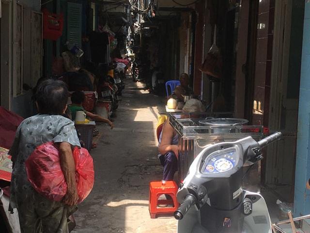 Cảnh khó tin trong gần 600 căn nhà tí hon giữa trung tâm Sài Gòn - 4