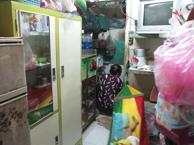 Cảnh khó tin trong gần 600 căn nhà tí hon giữa trung tâm Sài Gòn - 5