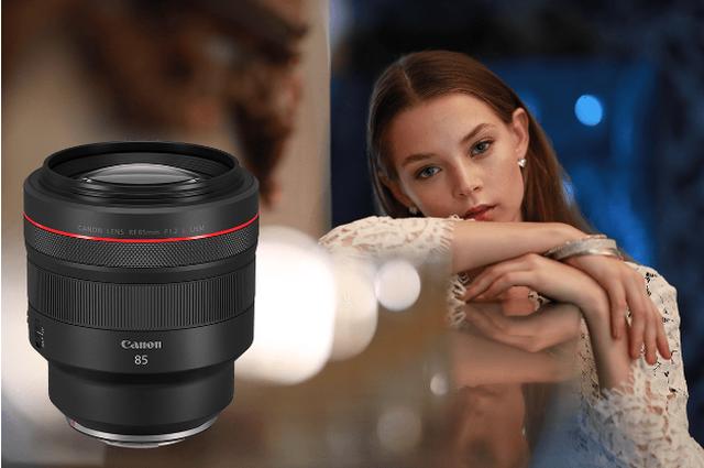 Canon ra mắt ống kính cao cấp chuyên chụp chân dung, giá gần 70 triệu đồng - 1