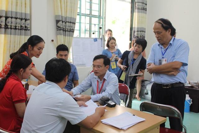 Bắc Kạn, Cao Bằng: Chấm thi đúng quy chế, xuất hiện nhiều bài Ngữ Văn đạt 8,9 điểm. - 4