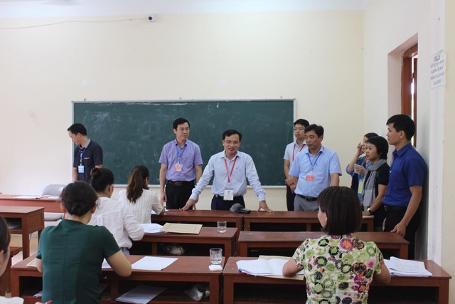 Bắc Kạn, Cao Bằng: Chấm thi đúng quy chế, xuất hiện nhiều bài Ngữ Văn đạt 8,9 điểm. - 1