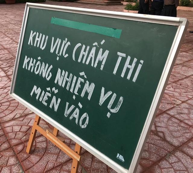 """""""Điểm nóng"""" Sơn La hoàn thành chấm thi: Điểm không cao - 1"""