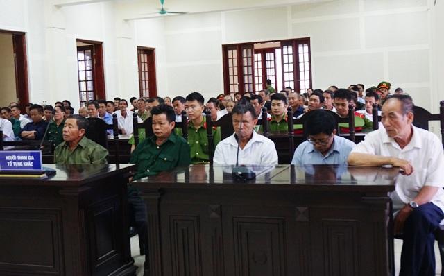 """Xét xử đường dây """"chạy"""" thương binh lớn nhất tỉnh Nghệ An - 3"""